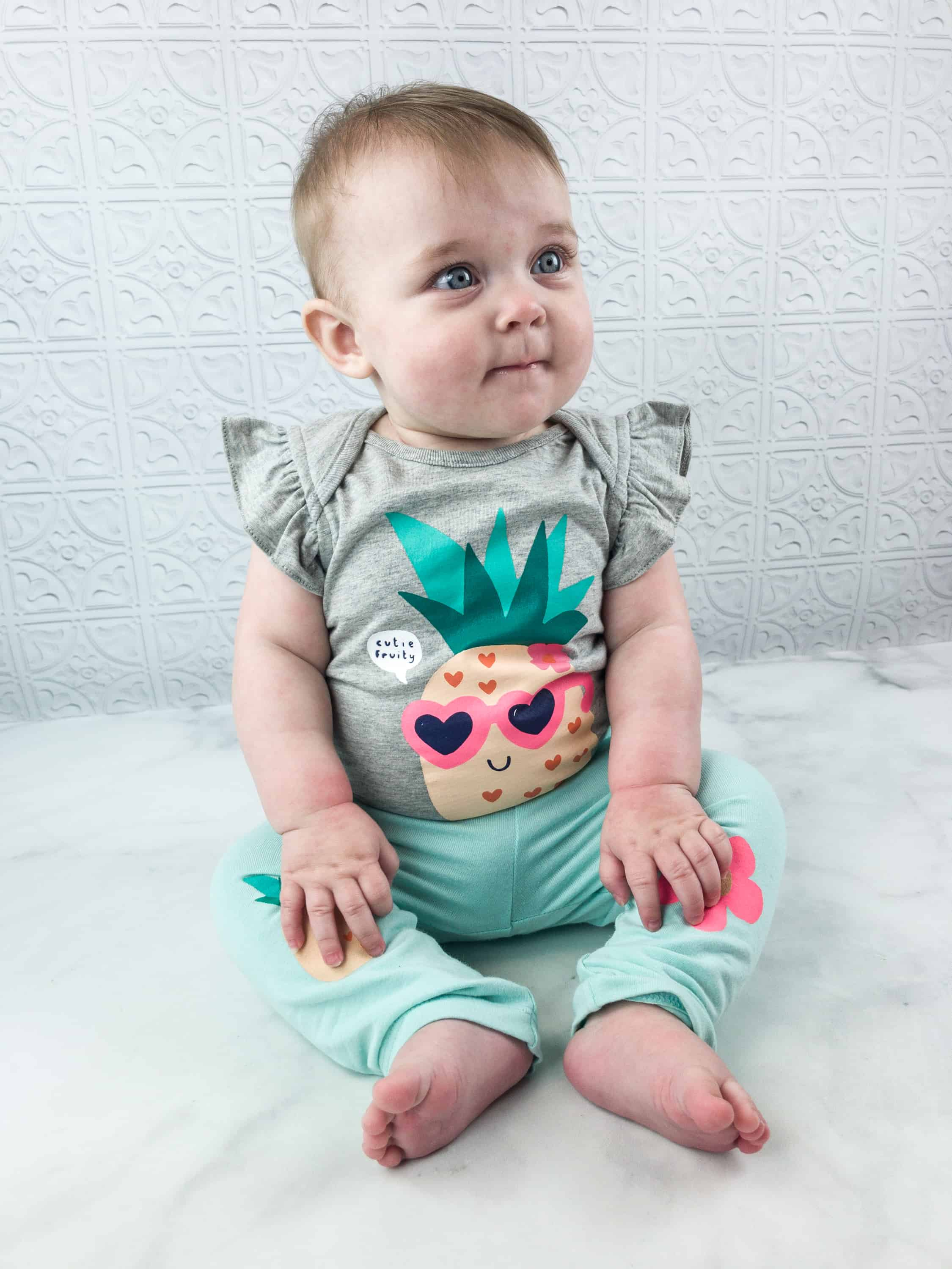 Babygap Outfitbox Summer 2018 Subscription Box Review Hello