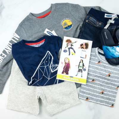 Old Navy Superbox Summer 2018 Subscription Box Review