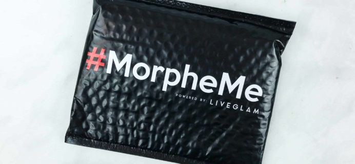 MorpheMe Brush Club August 2018 Subscription Box Review + Free Brush Coupon!