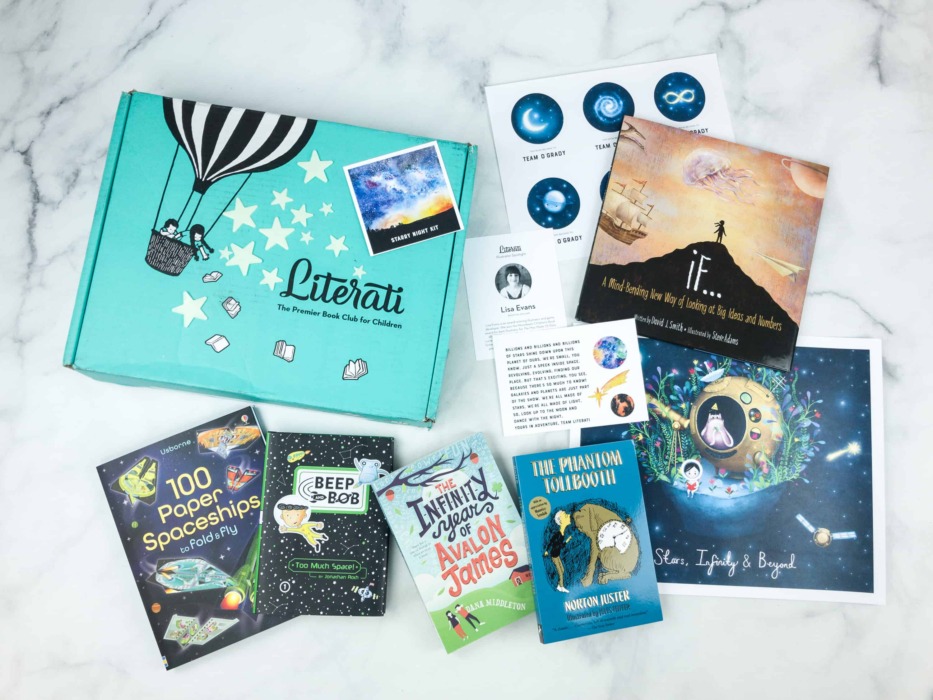 Literati Club Sage Box Review Coupon July 2018 Hello Subscription