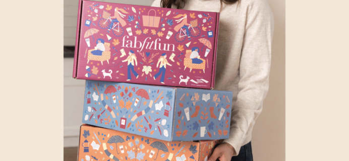 LAST DAY for FabFitFun Fall 2018 Box Selections!