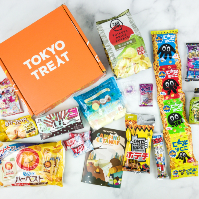 Tokyo Treat July 2018 Subscription Box Review + Coupon