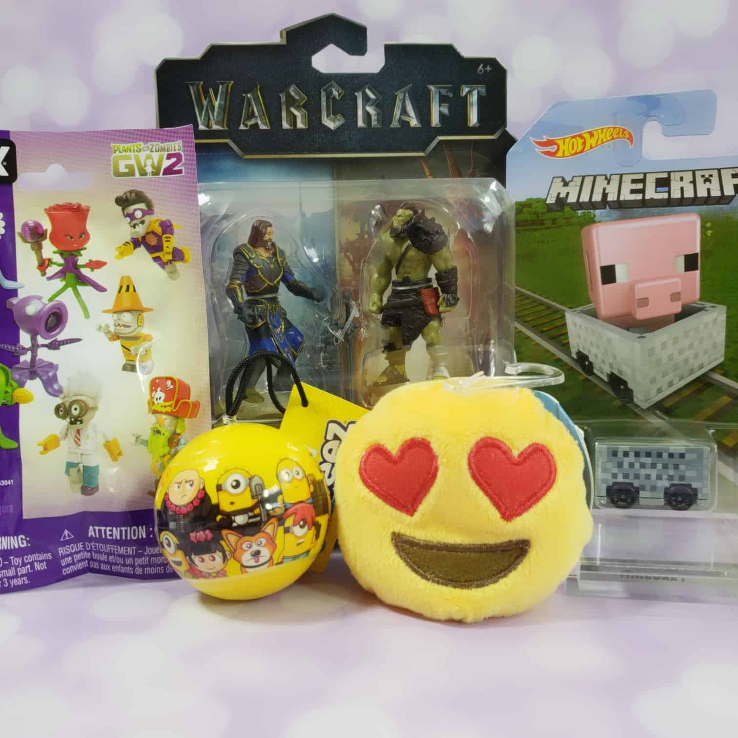 Toy Box Monthly July 2018 Subscription Box Review