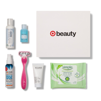 August 2018 Target Beauty Box Available Now!
