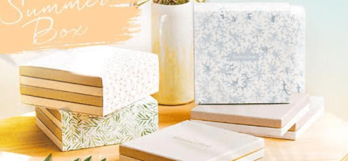 Emma & Chloe Summer Boxes Available Now + Coupons – LAST FEW DAYS!