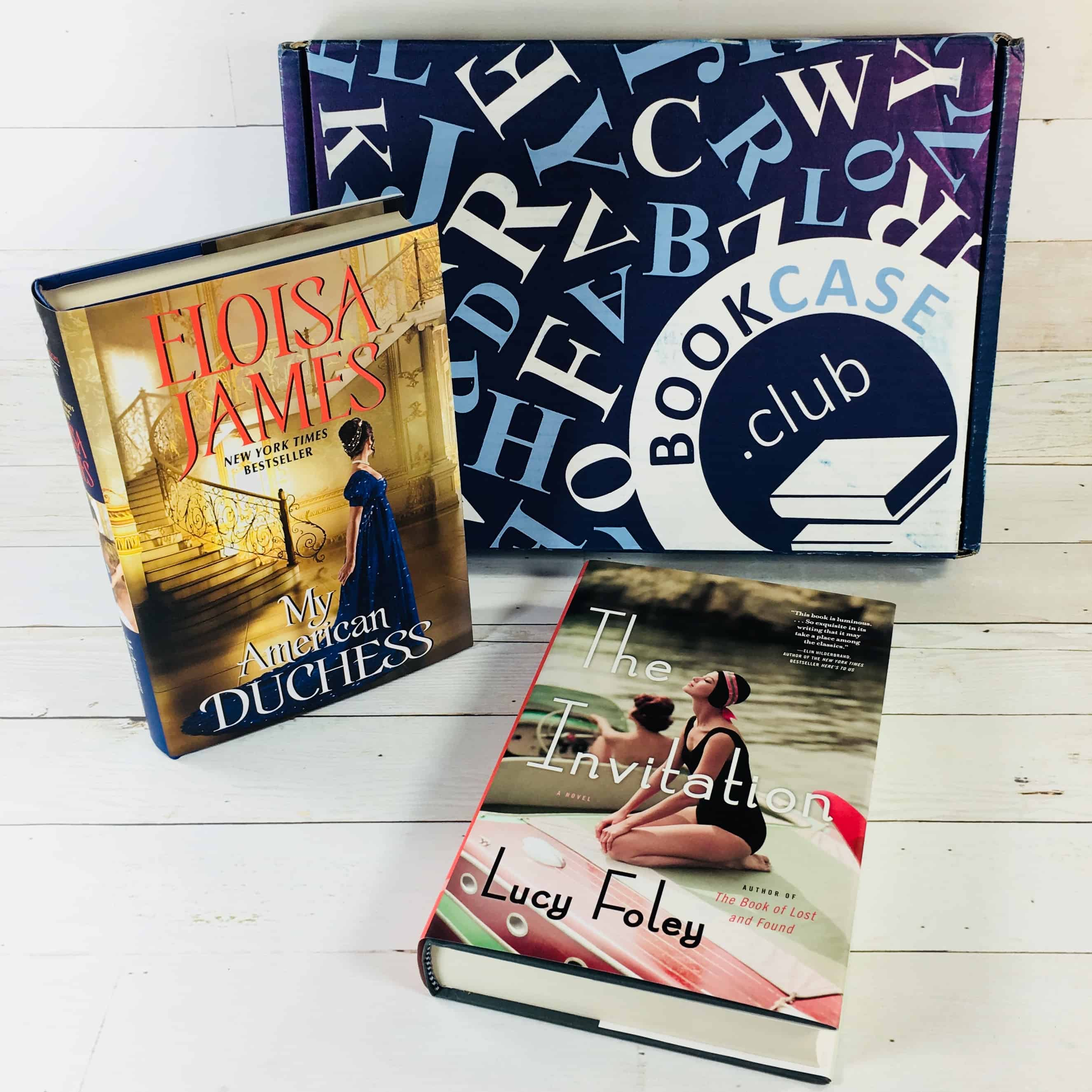 BookCase.Club August 2018 Subscription Box Review + 50% Off Coupon – Booking for Love Case