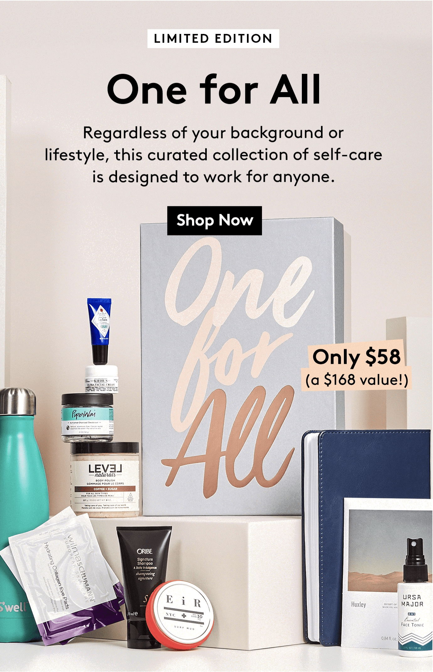 Birchbox Limited Edition One for All Box Available Now + Coupon!