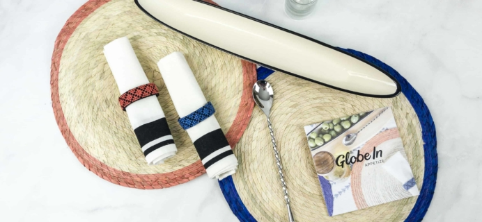 August 2018 GlobeIn Artisan Box Club Review + Coupon