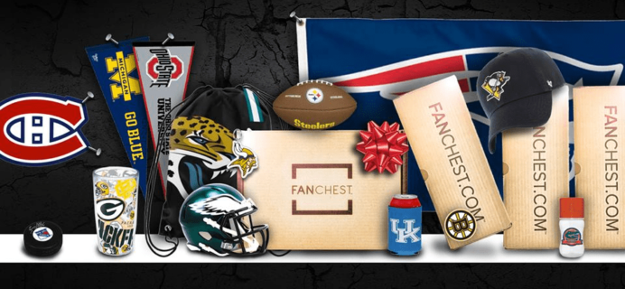 Fanchest Cyber Monday Deal: Get 25% Off Sitewide! FOR SURE ENDS TONIGHT!