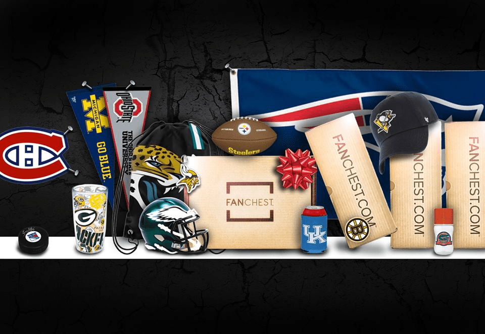 Fanchest Limited Edition Tailgate Fanchests Available Now!