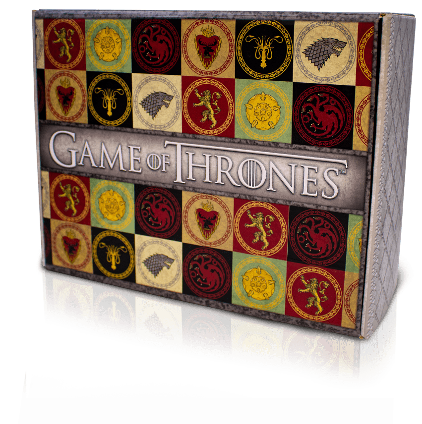 The Game of Thrones Box Summer 2018 Theme Spoilers!