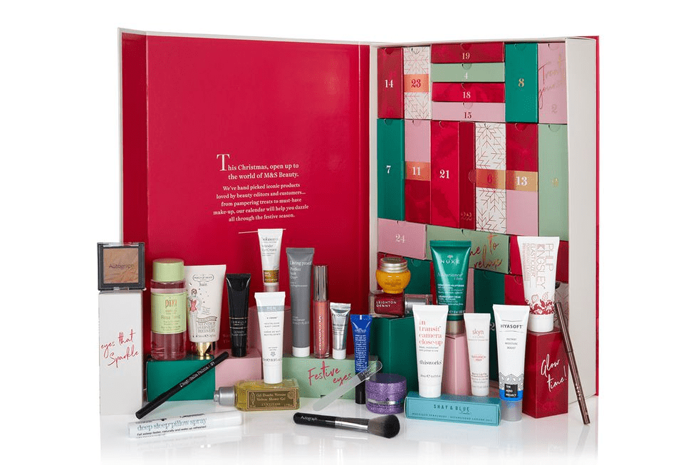 Marks and Spencer 2018 Advent Calendar Coming Soon ! {UK}