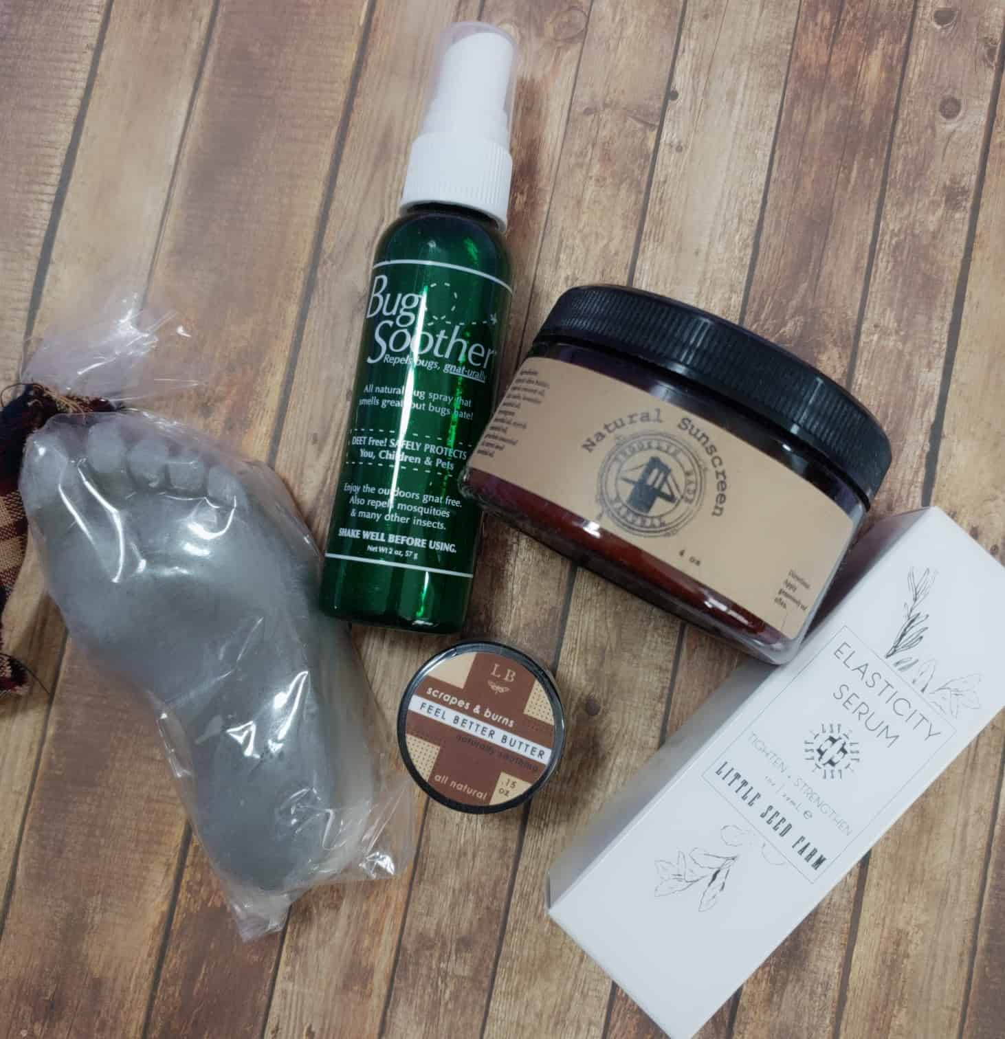 Terra Bella Subscription Box Review + Coupon – June 2018