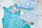 Sanrio Small Gift Crate Summer 2018 Subscription Box Review + Coupon!