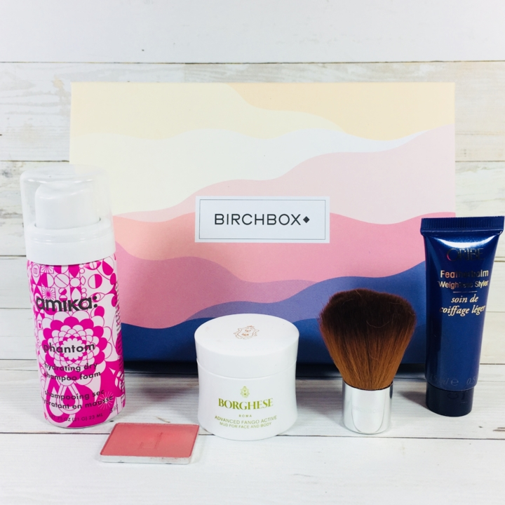 Birchbox August 2018 Curated Box Review Coupon Hello