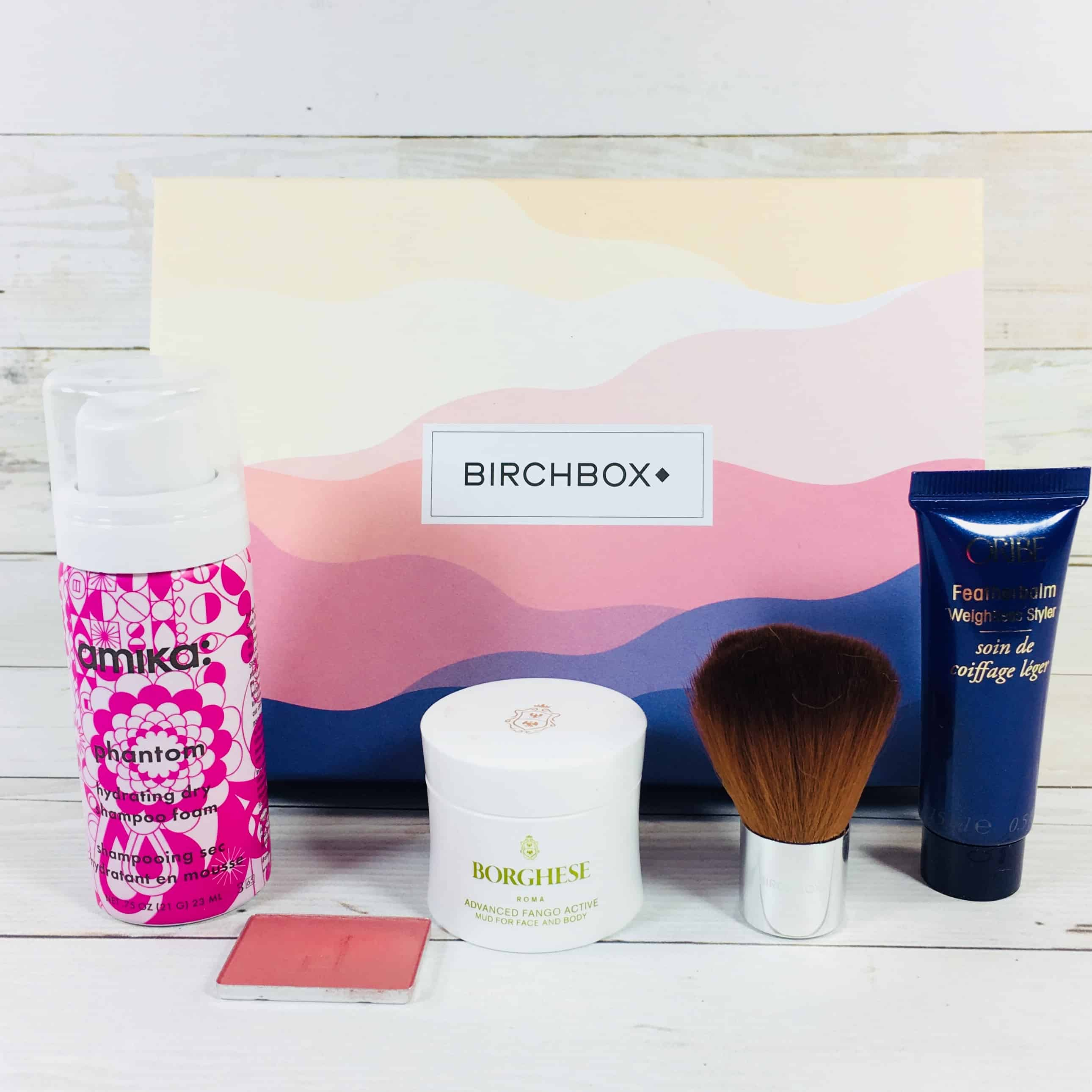 Birchbox August 2018 Curated Box Review + Coupon!