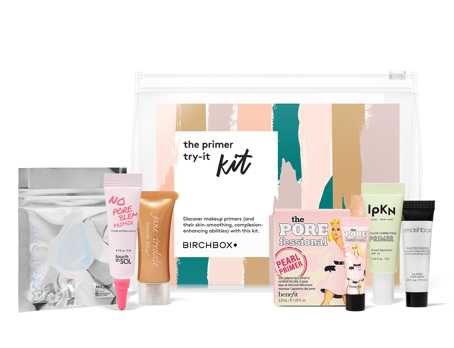 New Birchbox Kit + Free Gift Coupons – The Primer Try-It Kit!