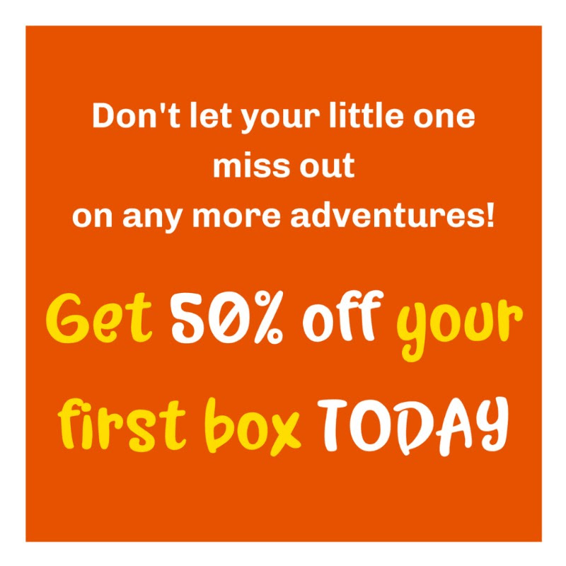 Little Global Citizens Coupon: Get 50% Off Your First Box!