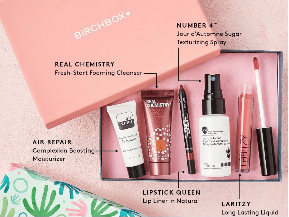 Birchbox Coupon Code: Get A FREE Bonus Box With Your First Box!