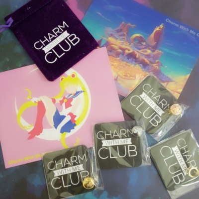 Charm With Me Club August 2018 Subscription Box Review + Coupon