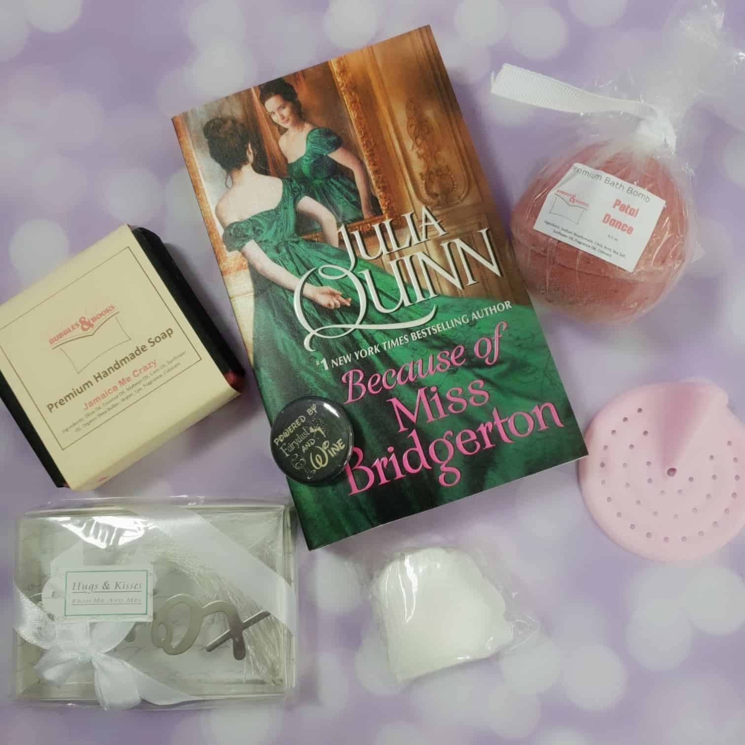 Bubbles & Books Subscription Box Review + Coupon – June 2018