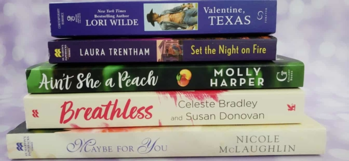 Fresh Fiction Box June 2018 Subscription Box Review + Coupon