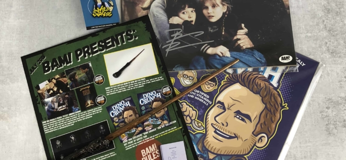 The BAM! Box July 2018 Subscription Box Review & Coupon