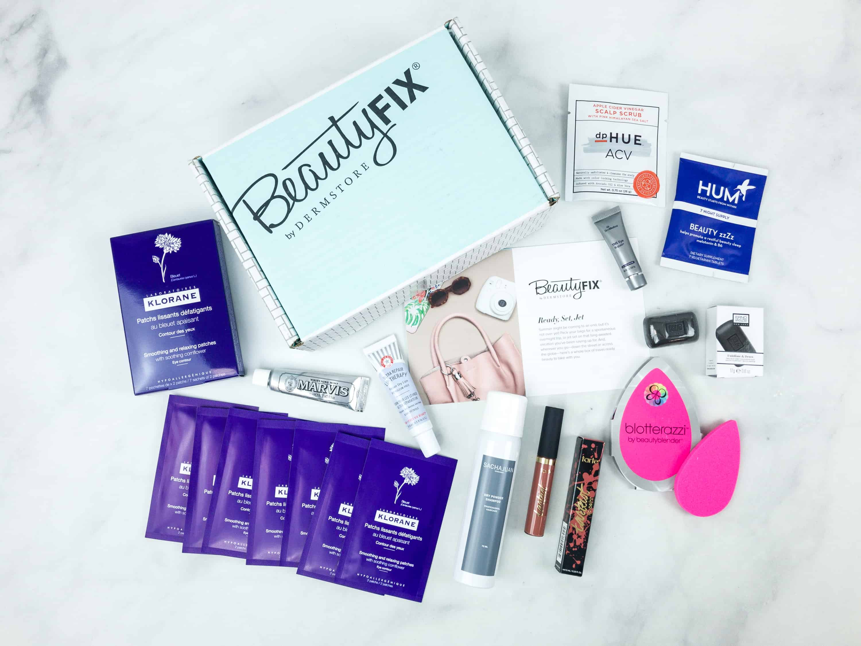 BeautyFIX August 2018 Review
