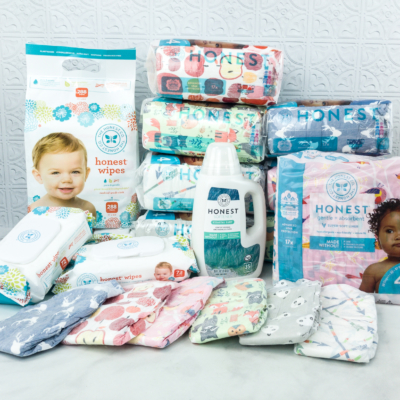 Honest Company New & Improved Diaper Bundle Review + Coupons