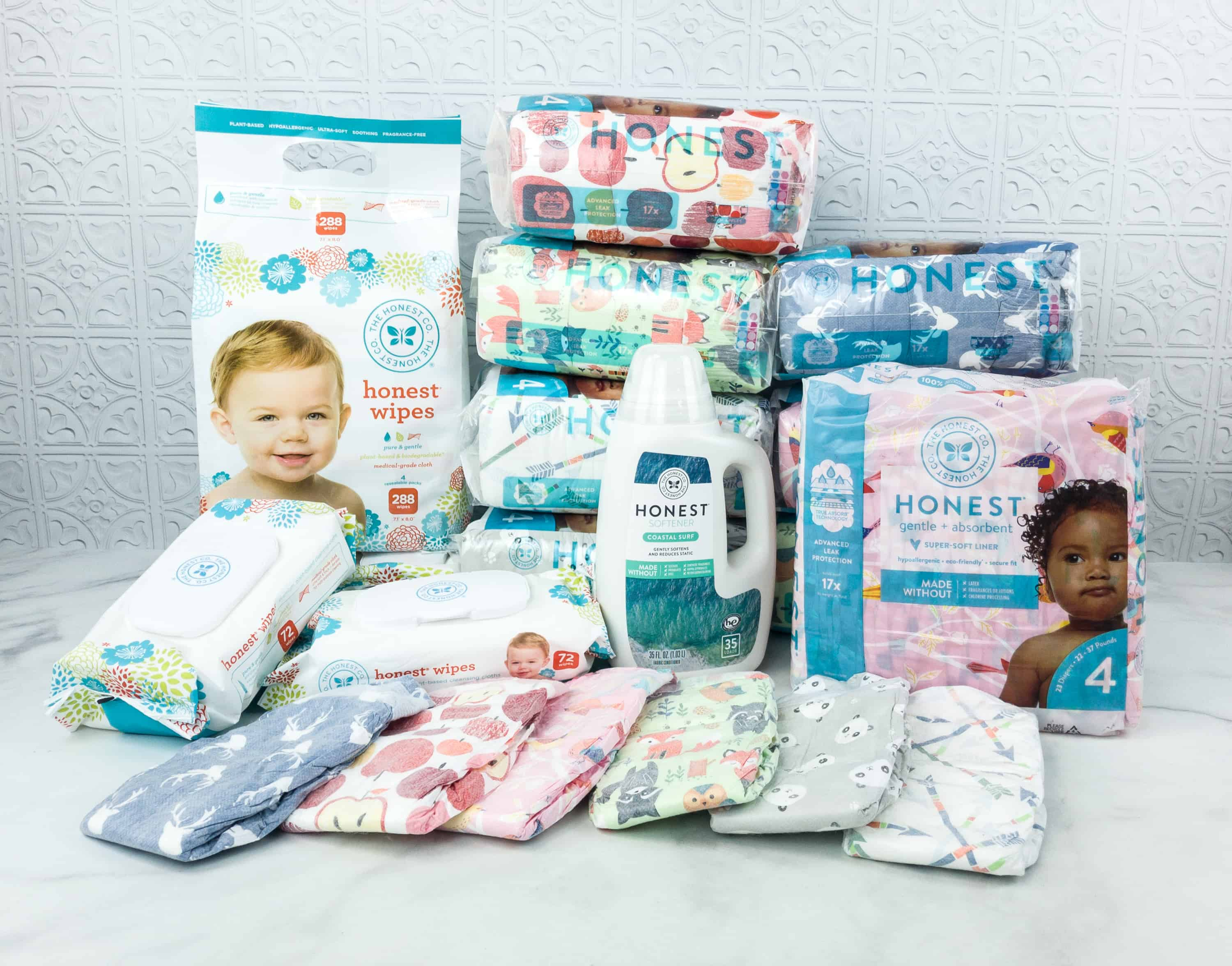 Honest Company Black Friday 2018 Coupon: 40% Off Diapers + Wipes Bundles for New Members!