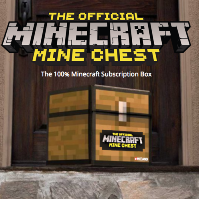 Mine Chest Is Now Minecraft T-Shirt Club + Subscription Updates + Spoilers!
