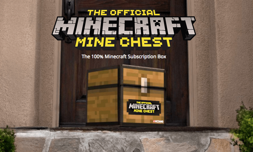 Mine Chest August 2018 Spoilers + Subscription Update!
