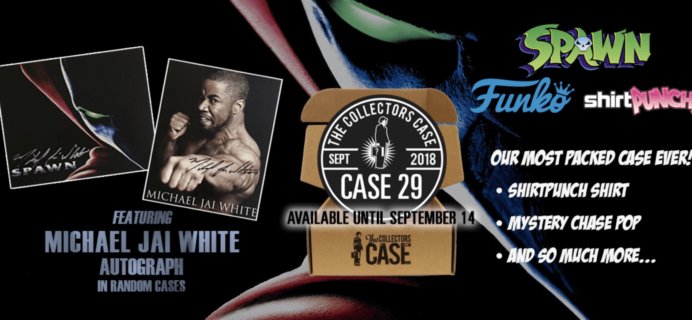 The Collectors Case September 2018 Spoilers!