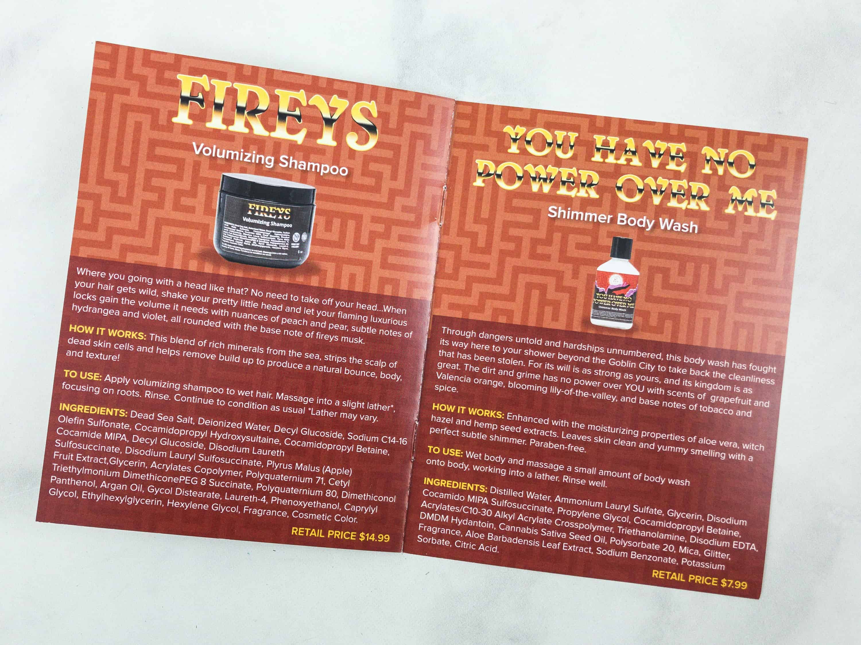 Fortune Cookie Soap FCS of the Month August 2018 Box Review + Coupon