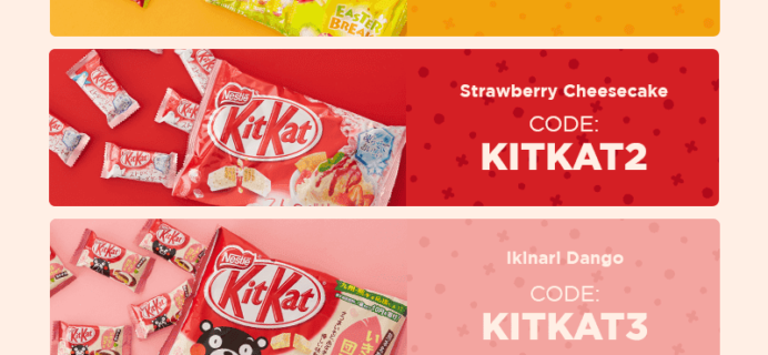 Tokyo Treat Deal: Get Free Japanese Kit Kats With Any Premium Subscription!