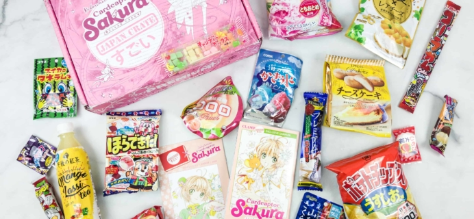 Japan Crate August 2018 Subscription Box Review + Coupon