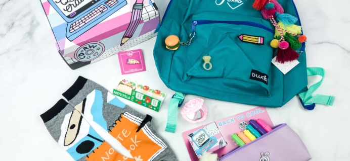 Quirky Crate August 2018 Subscription Box Review + Coupon