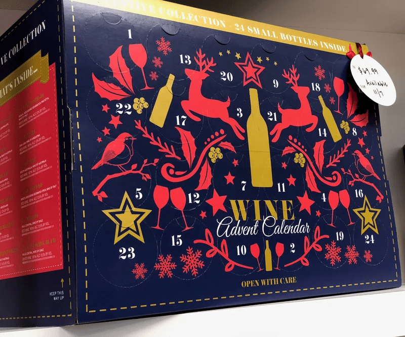 2018 Aldi Wine Advent Calendar Coming Soon!