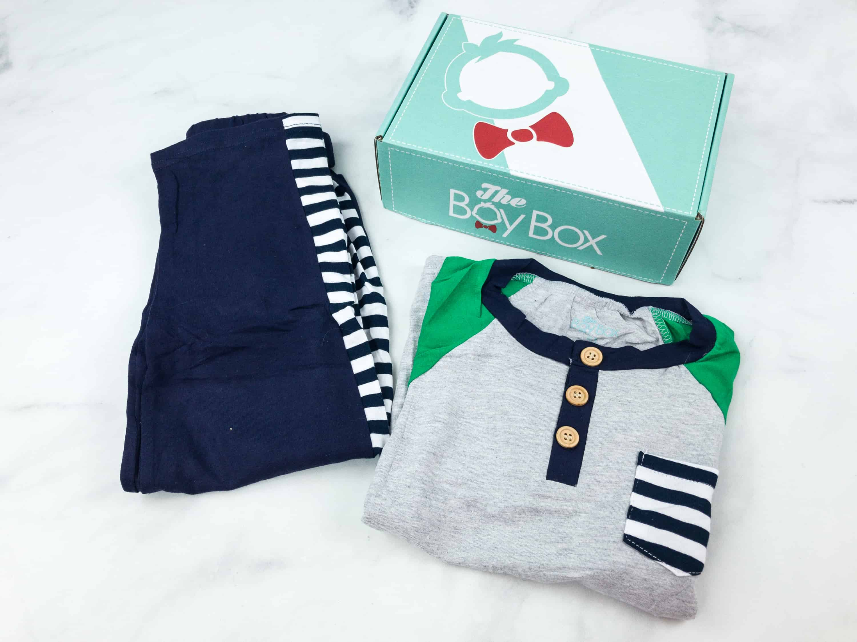 The Boy Box Clothing Subscription Hello Subscription