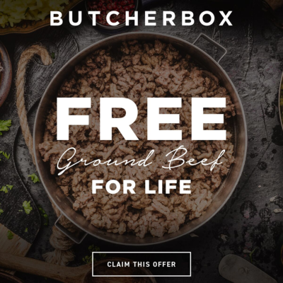 ButcherBox Deal: Get FREE Ground Beef For LIFE!