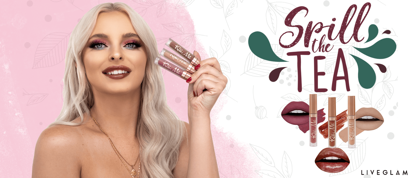 LiveGlam KissMe September 2018 Full Spoilers + Coupon!