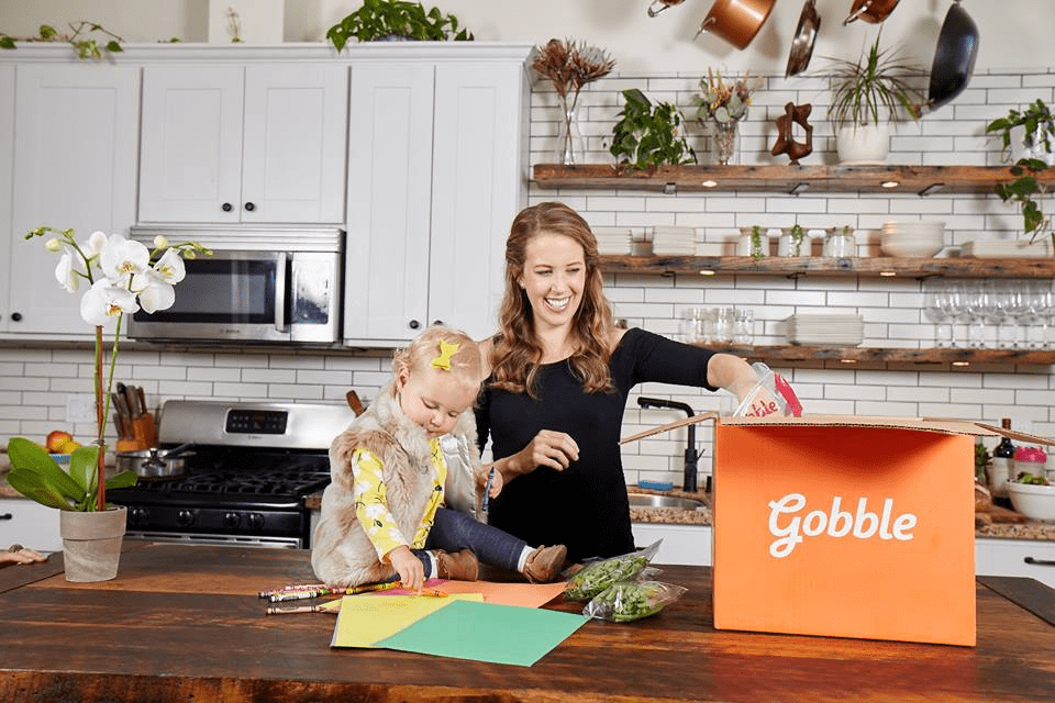 Gobble Dinner Kit Black Friday 2018 Coupon: Get 6 Meals for Only $36!