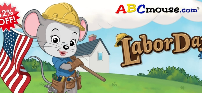 ABCmouse Labor Day Sale: Get 1 Year of ABCmouse for $45 – Over 60% Off!