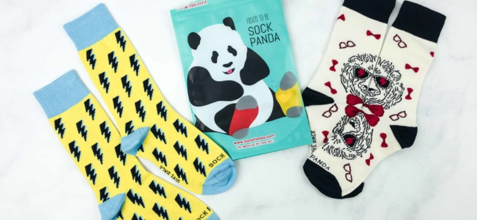 Sock Panda Holiday Coupon: Get 15% Off New Subscriptions!
