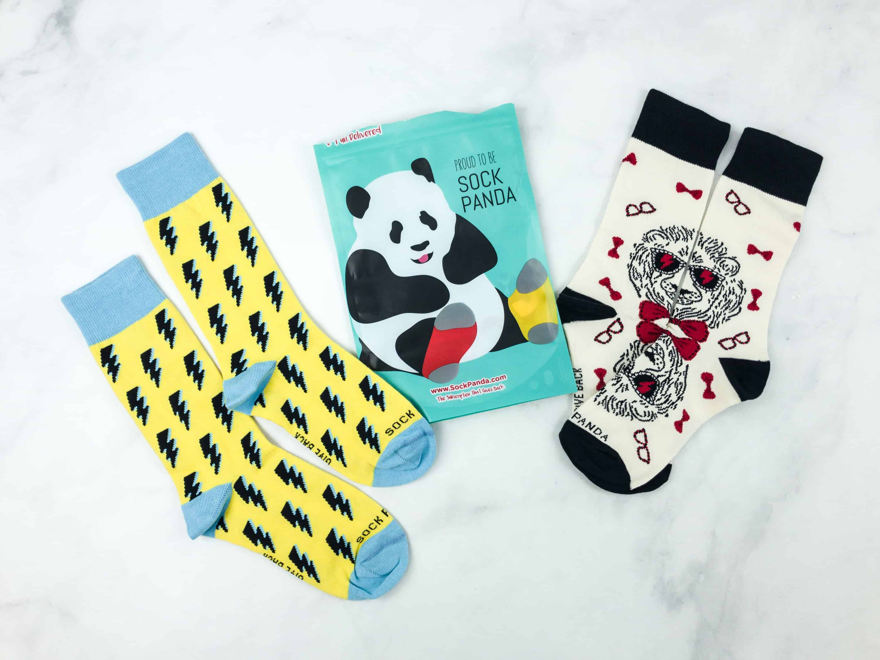 Sock Panda Tweens August 2018 Subscription Review + Coupon