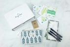 Busy Bee Stationery August 2018 Subscription Box Review
