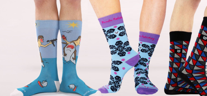 Sock Pands Back To School Sale: Get 15% Off + Free Pair of Socks!