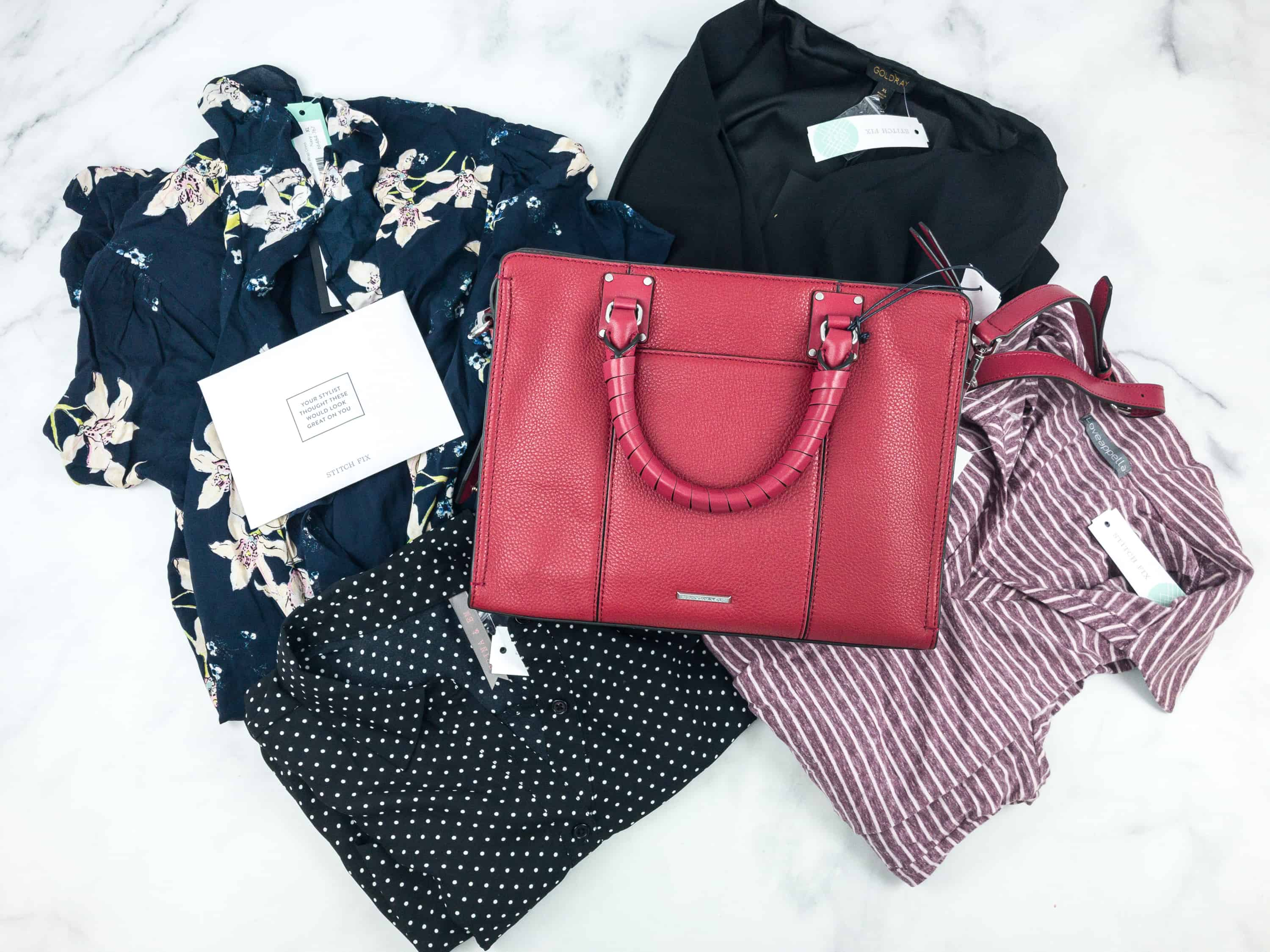 August 2018 Stitch Fix Subscription Box Review
