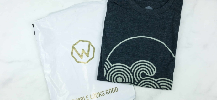 Wohven T-Shirt Subscription Review – August 2018