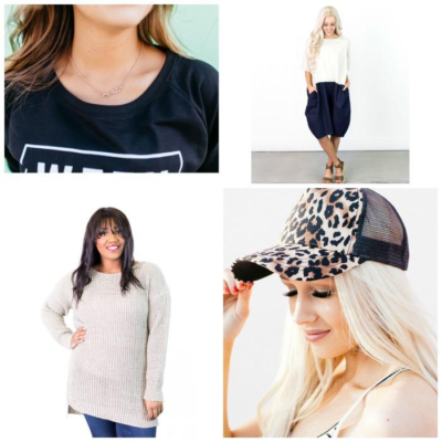 Cents of Style Clothing + Accessory Grab Bag Available Now + Coupon!